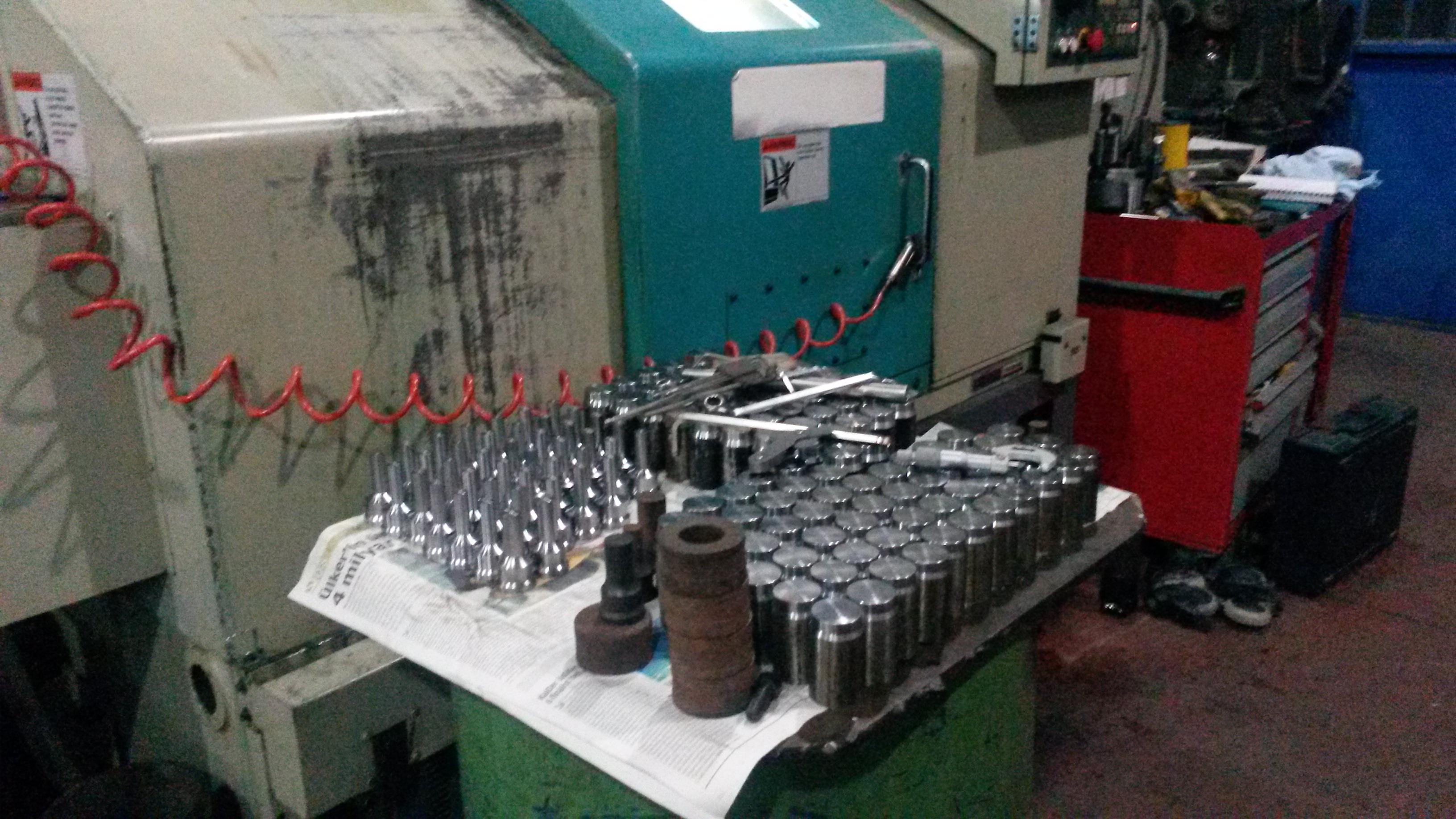 Çelik Kovanlı Sistem